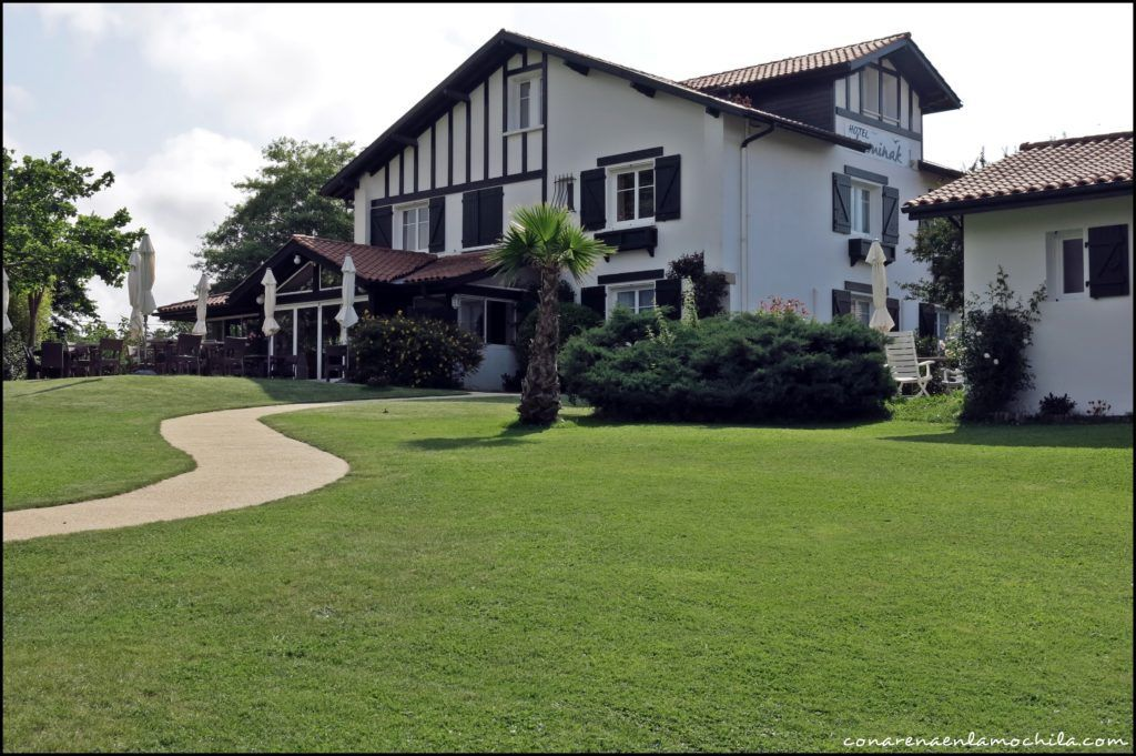 Hotel Laminak País Vasco Francés