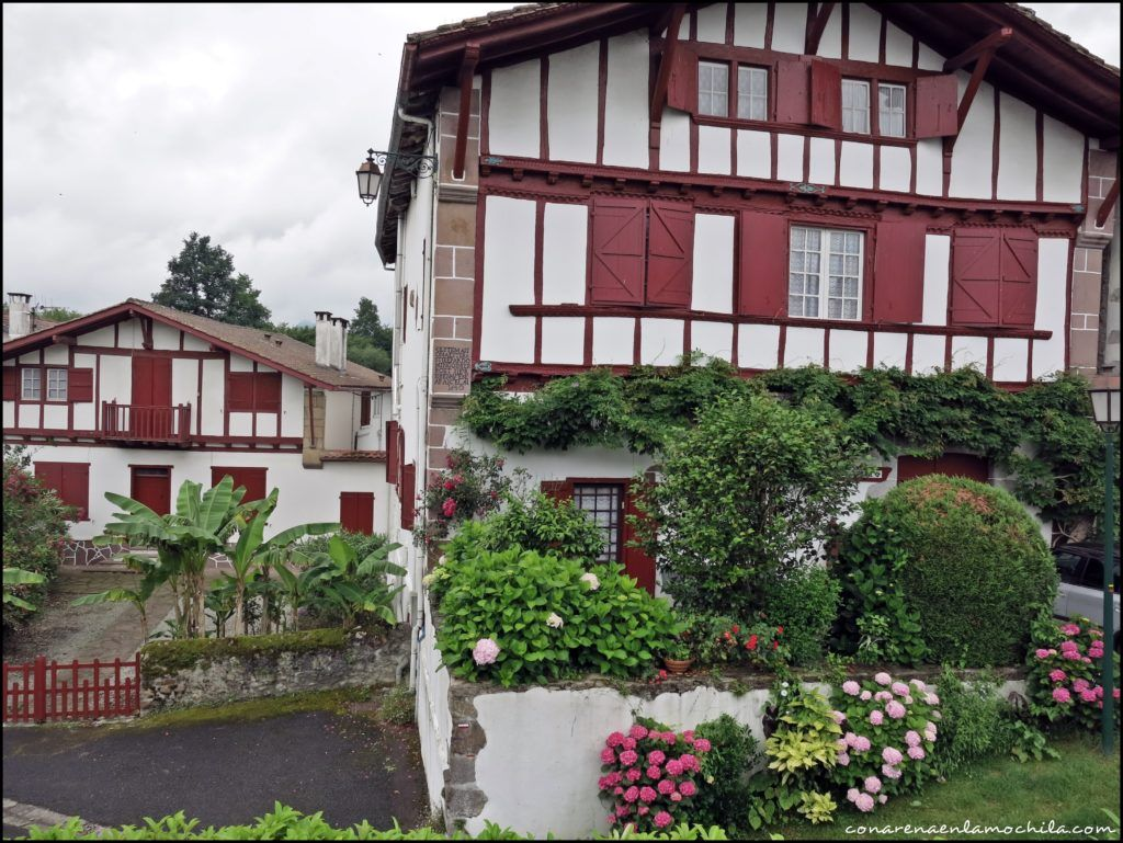 Ainhoa País Vasco francés Francia