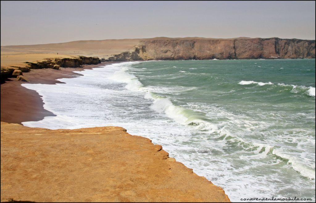 Paracas Perú