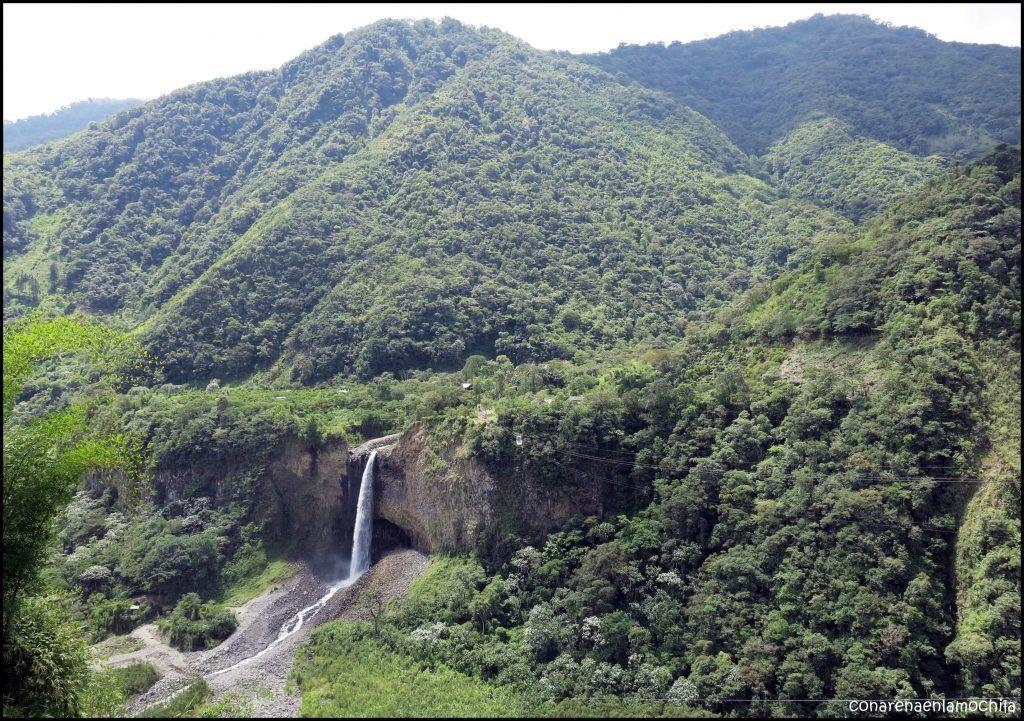 Baños de Agua Santa Ecuador