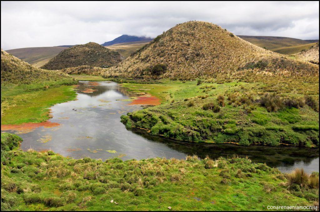 Parque Nacional CotopaxiEcuador